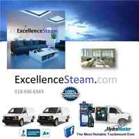 ET Excellence Steam Three room Special $49.77