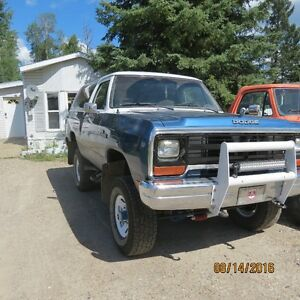 1989 Dodge Other Pickups sl SUV, Crossover