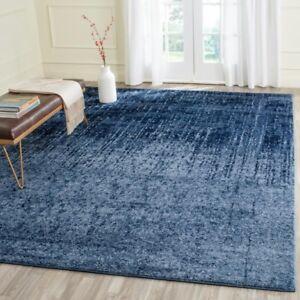 Safavieh Retro Blue  High Quality Area Rug 8x10
