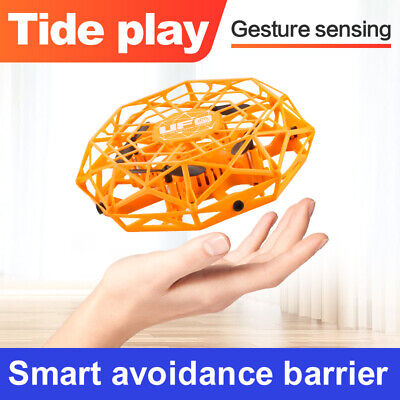 Mini Drones 360° Rotating Smart Mini UFO Drone for Kids Flying Toys Best