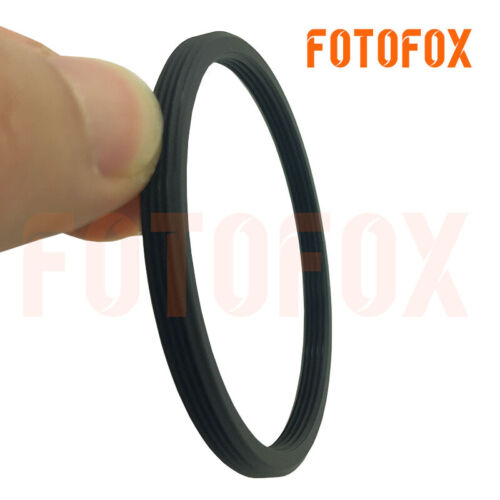 M58-M65 M58 Female to Male M65 58mm to 65mm Coupling Ring Adapter For DIY Lens