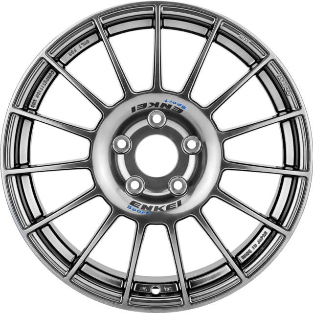 17quot Inch Enkei Rct 4 Wheels 4x100 5x114 3 17x7 5 Rims Alloys