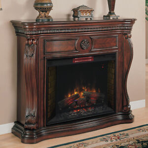 Fire Place (Electric)