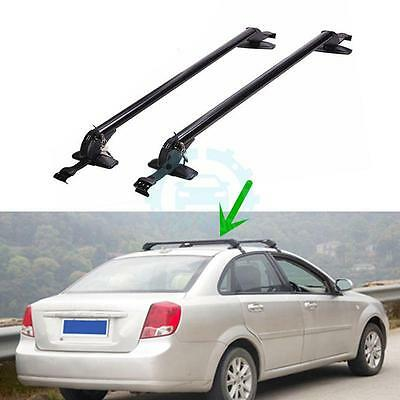 Car Roof Carriers Roof Rack Pratical Bars 1 Pair For Chevrolet Aveo 2010-2016