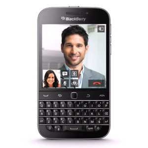 Blackberry Classic 16GB Bell/Virgin works perfectly in amazing c