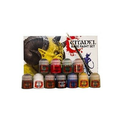 Citadel Base Paint Set GWS 60-22