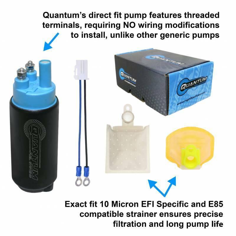 Suzuki EFI Fuel Pump Bandit 1250S GSX1250 07-14 15100-18H11 W// Regulator