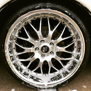 SSW Staggered Rims 19''