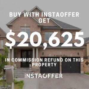4+2 Bedroom Detached, Brampton, $1,025,000 Buy with Instaoffer
