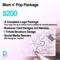 Graphic Design Services Now Available
