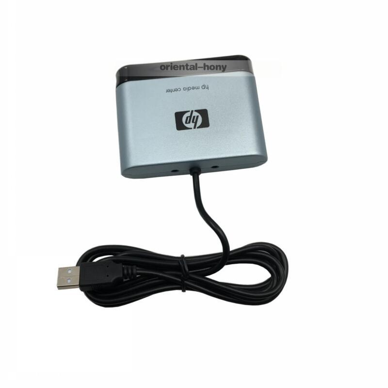 New HP USB MCE Windows Media Center Infrared IR Receiver Windows 7 Vista