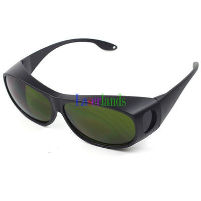 850nm-980nm-1064nm Od4 Ir Infrared Laser Protective Goggles Safety Glasses Ce