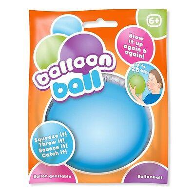 Balloon Stress Ball - Balloon Ball Sensory Toy - Reusable - Fidget Stress Sensory Autism ADHD