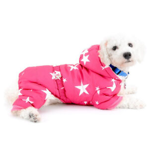 SELMAI Snowsuit for Small Dog
