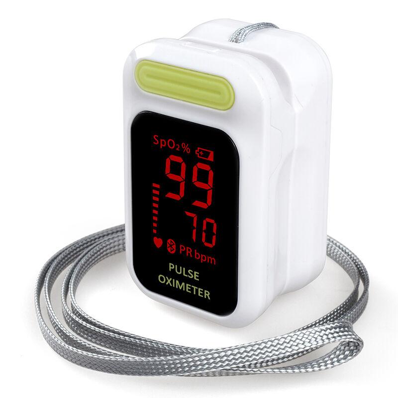 elera portable finger pulse oximeter digital oxygen
