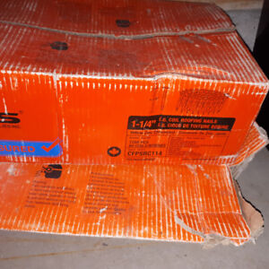 """Coil roofing nails 1-1/4"""""""
