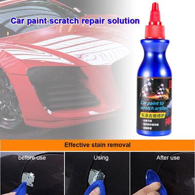 Car Paint Maintenance Wax Scratch Repair Remover Care Grinding Polishing Liquid