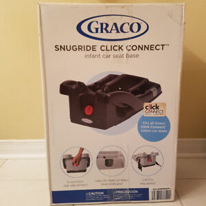 NEW Graco SnugRide Click Connect 30/35 Lx Infant Car Seat Base