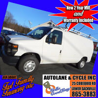 2011 Ford Econoline E250 Cargo Van  SHARP Only $10995 Bedford Halifax Preview