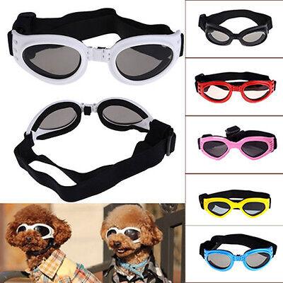 Protection Doggles Dog Sunglasses Pet Goggles UV Sun Glasses Eye (Sun Protection Goggles)