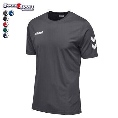 Poly Tee (Hummel Core Polyester Tee Shirt - Herren / Fitness Handball Fußball / Art 003756)