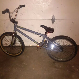BMX Bike  and Helmet Excellent Condition
