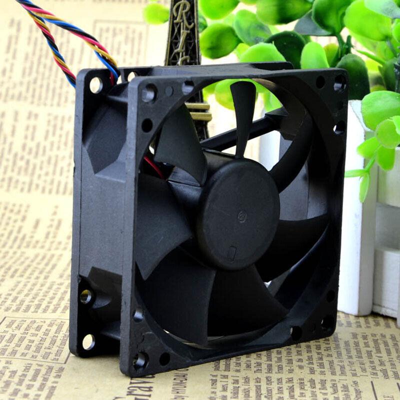 AVC-DL08025R12U-CPU-Cooling-Fan-PWM-12V-0-50A-4Pin-Cooler-Chassis-80x80x25mm thumbnail 5