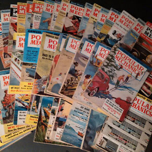 Popular Mechanics magazines Peterborough Peterborough Area image 2