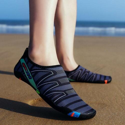 Water Shoes Mens Womens Beach Swim Shoes Quick-Dry Aqua Socks Pool Shoes for Surf Yoga Water Aerobics