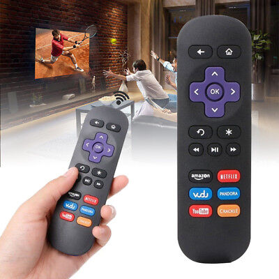 Replacement IR Streaming Remote Control For ROKU 2 3 4 LT HD XD XS Media Player