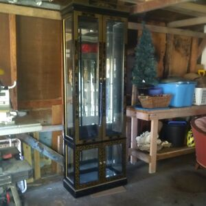 Chinese Curio Cabinet