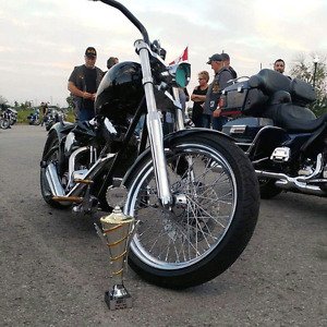 2011 Ultima Chopper for Classic/Muscle car