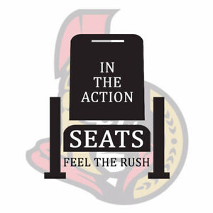 OTTAWA SENATORS TICKETS! PROMO CODE - WIN