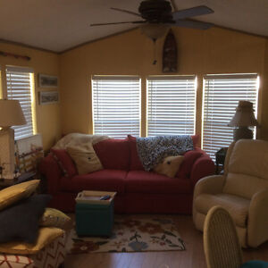 Sarasota sun n fun resort. 1bedroom mobile home for rent