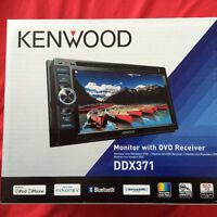 Kenwood , dvd Bluetooth USB, AUX IPOD, IPHONE ...,Garante un ans