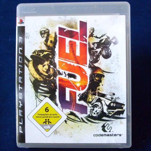 PS3 - Playstation ► FUEL ◄ dt. Version