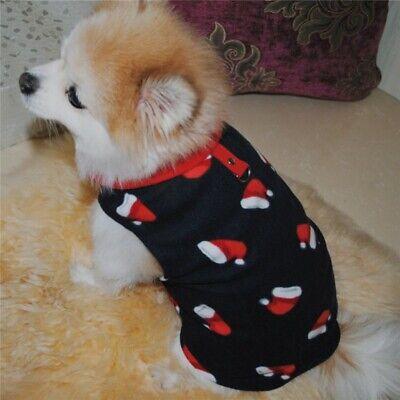 Soft Fleece Pet Dog Clothes Winter Dogs Jumpsuit Clothing Warm Cat Coat Pajamas Fleece Dog Coat