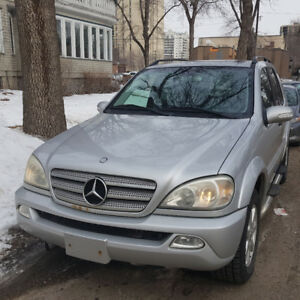 2004 Mercedes ML350 - 7 Seats 4-Matic