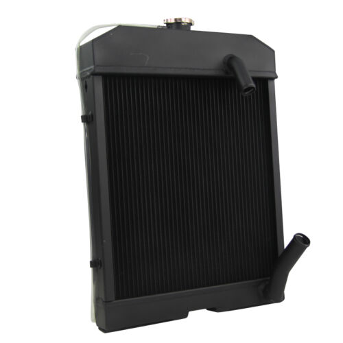 Ford 2000 Tractor Radiators : Radiator naa ford new holland tractor nca