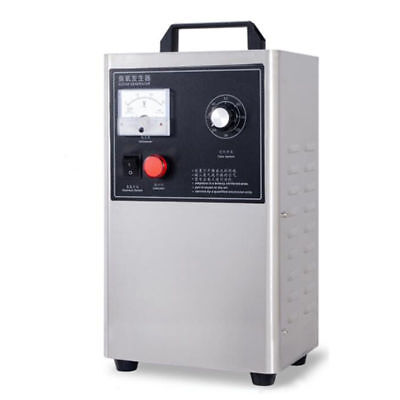 3G Household Ozone Generator Ozone Disinfection Machine Air&Water Purifiers 220V