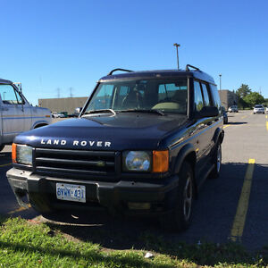 2002 Land Rover Other SE SUV, Crossover ($2,999.00 AS IS)