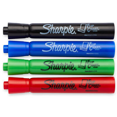 Marker Set Flip Chart 4 Color Set