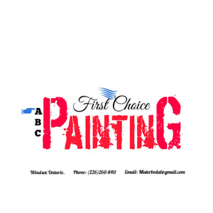 Professional painting done right !!