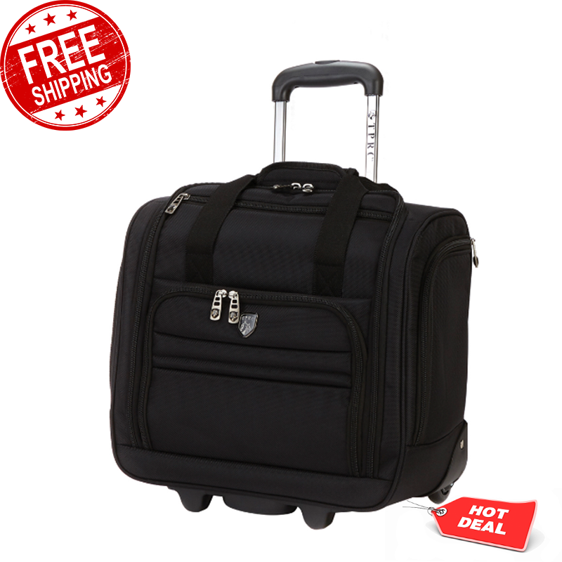 Travel Bag 16 Rolling Underseater Carry-on/Under Seat Luggag