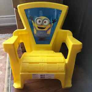 Muskoka style chairs - Minion collection.