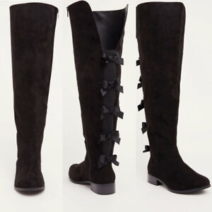 TORRID Over the Knee Boots 9W ( wide calf) *Brand New In box
