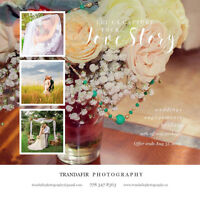 Professional Wedding Photography ***Take 10% off any package***