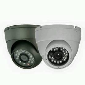 2xHD1080P CCTV Cameras With Free Installation