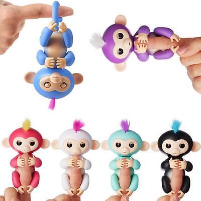 Fingerlings Interactive Baby Monkey -The Best Birthday Gift For Kids