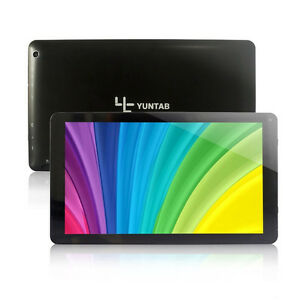 NEW - 10.1 inch Android Tablet